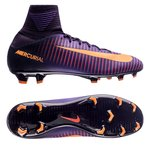 Nike Mercurial Superfly V FG Floodlights Pack - Lilla/Oransje Barn