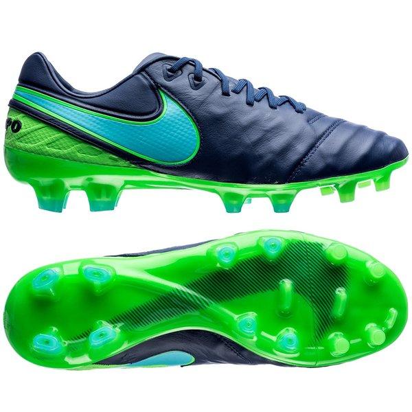 Perder parilla mantener  Nike Tiempo Legend 6 FG Floodlights Pack - Coastal Blue/Polarized Blue/Rage  Green   www.unisportstore.com