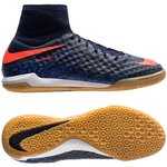 Nike HypervenomX Proximo IC Floodlights Pack - Navy/Orange/Navy