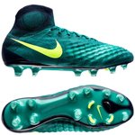 Nike Magista Obra II FG Floodlights Pack - Turkis/Neon/Navy
