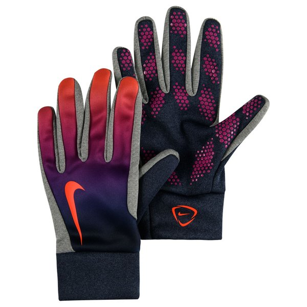 Nike Gloves Hyperwarm Cheap: Nike Player Gloves Hyperwarm Field Player Floodlights Pack