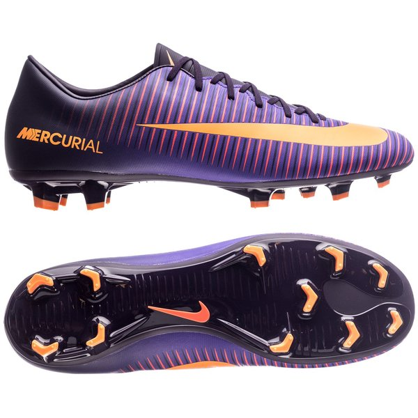 Nike Mercurial Victory Orange Græs (FG)