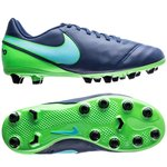 Nike Tiempo Legend 6 AG-PRO Floodlights Pack - Navy/Turkis/Grønn Barn