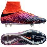 Nike Hypervenom Phantom II FG Floodlights Pack - Oranje/Navy/Paars