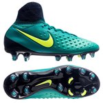 Nike Magista Obra II FG Floodlights Pack - Turkis/Neon/Navy Barn