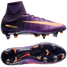 Nike Mercurial Superfly V SG-PRO - Lilla/Orange
