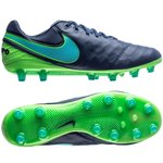 Nike Tiempo Legend 6 AG-PRO Floodlights Pack - Bleu Marine/Turquoise/Vert
