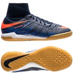 Nike HypervenomX Proximo IC Floodlights Pack - Navy/Orange/Navy Børn