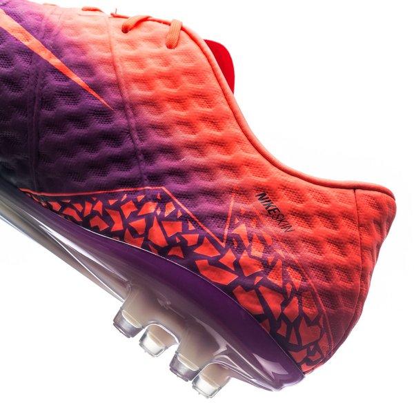 6bc60fd8a Nike Hypervenom Phinish FG Floodlights Pack - Total Crimson/Obsidian/Vivid  Purple