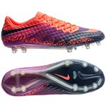 Nike Hypervenom Phinish FG Floodlights Pack - Oranje/Navy/Paars