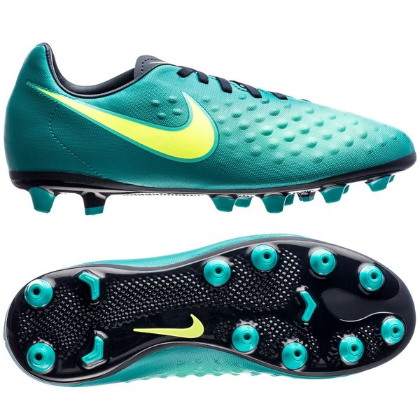 new style 3be3c f7fbc 50.00 EUR. Price is incl. 19% VAT. -56%. Nike Magista Opus II AG-PRO  Floodlights Pack - Rio Teal Volt Obsidian