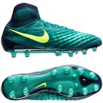 Nike Magista Obra II AG-PRO Floodlights Pack - Turkis/Neon/Navy