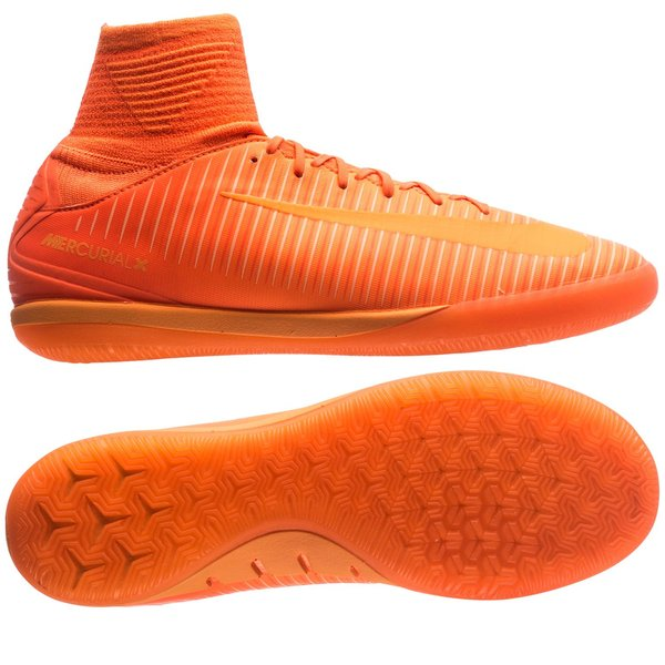 Nike MercurialX Proximo II IC Floodlights Glow Pack Orange Kinder