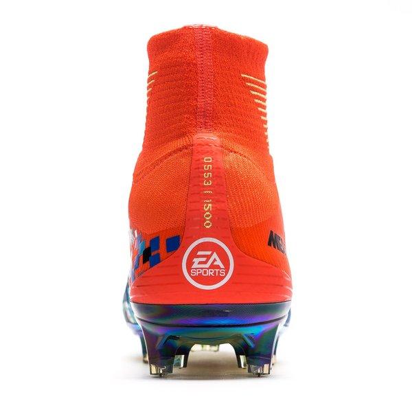 Nike Mercurial Superfly V Mercurial x EA SPORTS FG OrangeSchwarz LIMITED EDITION