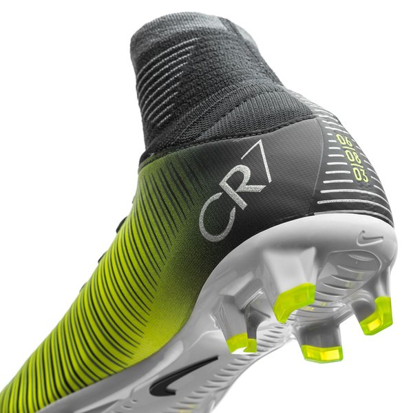 743e66a035e Nike Mercurial Superfly V CR7 Chapter 3  Discovery FG - Seaweed Volt Kids
