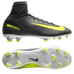 Nike Mercurial Superfly V CR7 Chapter 3: Discovery FG - Grün/Neon Kinder