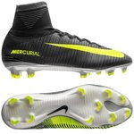 Nike Mercurial Superfly V CR7 Chapter 3: Discovery FG - Grün/Neon
