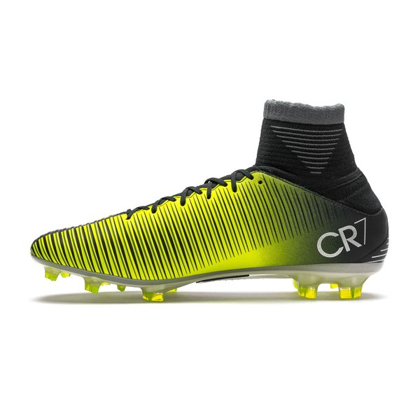 uk availability 18090 fe4d5 Nike Mercurial Veloce III CR7 Chapter 3  Discovery DF FG - Vert Jaune Fluo