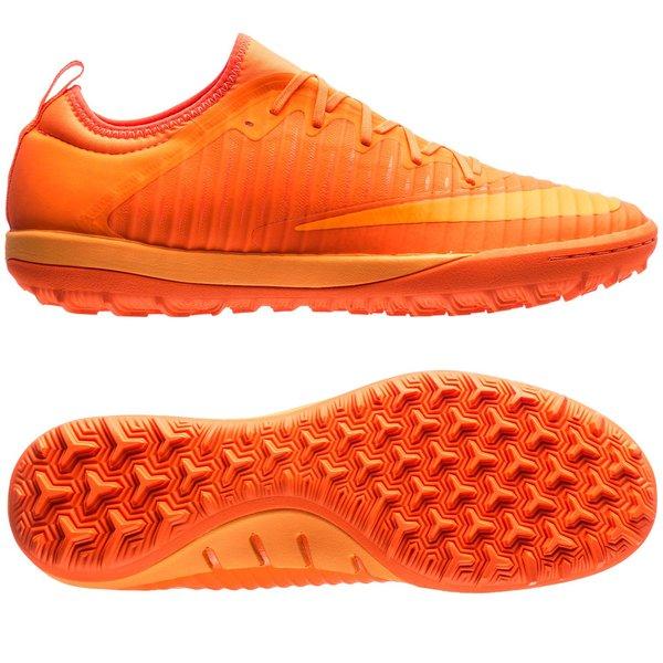 5280cc729e44 Nike MercurialX Finale II TF Floodlights Glow Pack - Total Orange ...
