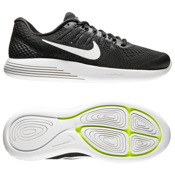 1ba12ab54d19 130.00 EUR. Price is incl. 19% VAT. -45%. Nike Running Shoe LunarGlide 8 -  Black White Anthracite Woman