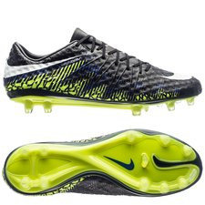 Nike Hypervenom Phinish FG Dark Lightning Pack - Black/White/Volt/Paramount Blue