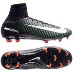 Nike Mercurial Veloce III DF FG Dark Lightning Pack - Noir/Blanc/Vert