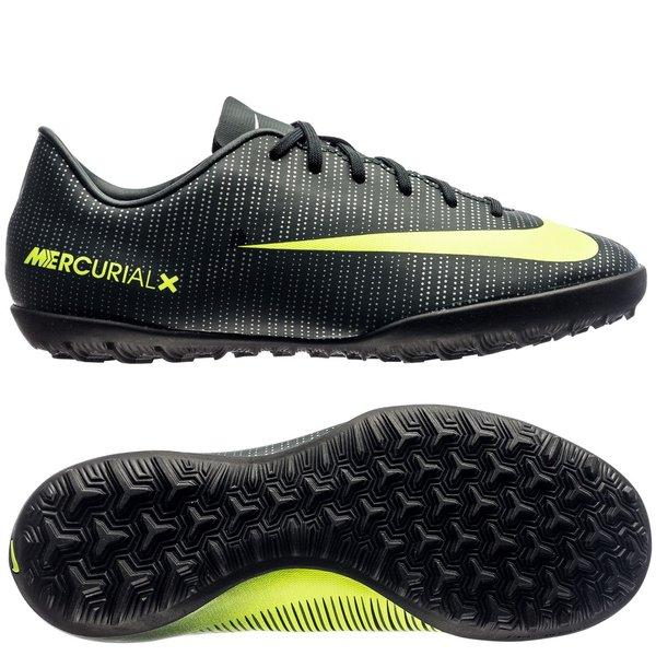 62641e4d5e5c Nike MercurialX Vapor XI CR7 Chapter 3  Discovery TF - Seaweed Volt ...