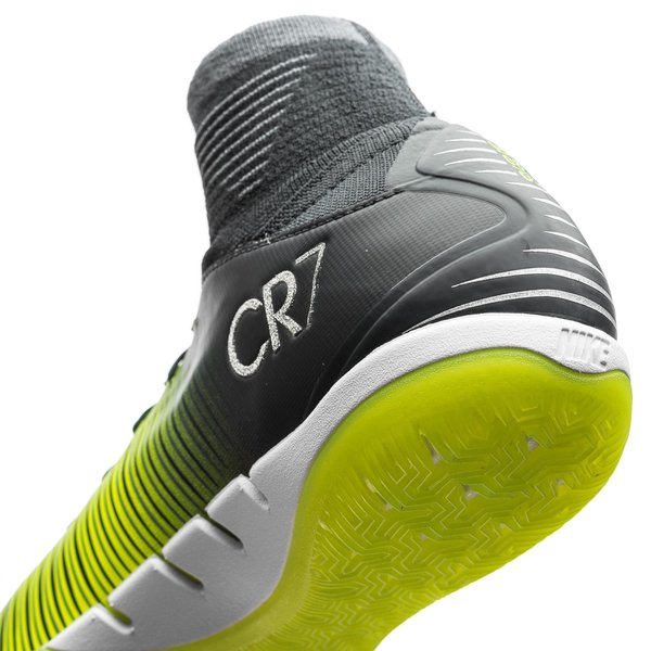 Nike MercurialX Proximo II CR7 Chapter 3: Discovery IC GrünNeon Kinder