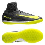 Nike MercurialX Proximo II CR7 Chapter 3: Discovery IC - Grün/Neon Kinder