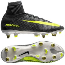 Nike Mercurial Superfly V CR7 Chapter 3: Discovery SG-PRO - Grøn/Neon