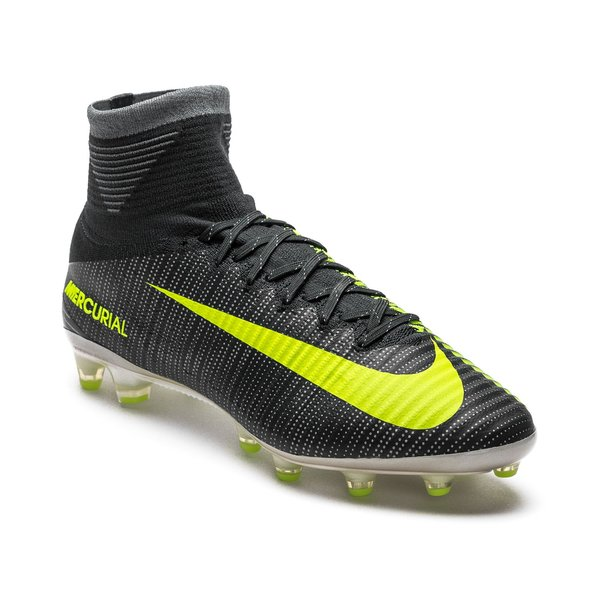 bbc9cc60027 Nike Mercurial Superfly V CR7 Chapter 3  Discovery AG-PRO - Seaweed Volt