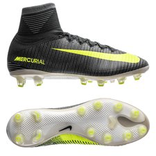 Nike Mercurial Superfly V CR7 Chapter 3: Discovery AG-PRO - Grün/Neon