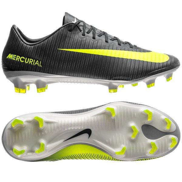info for 29f71 07830 Nike Mercurial Vapor XI CR7 Chapter 3  Discovery FG - Grön Neon
