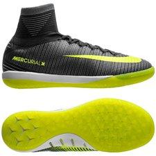 Nike MercurialX Proximo II CR7 Chapter 3: Discovery IC - Grün/Neon