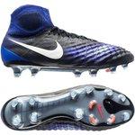 Nike Magista Obra II FG Dark Lightning Pack - Schwarz/Weiß/Blau