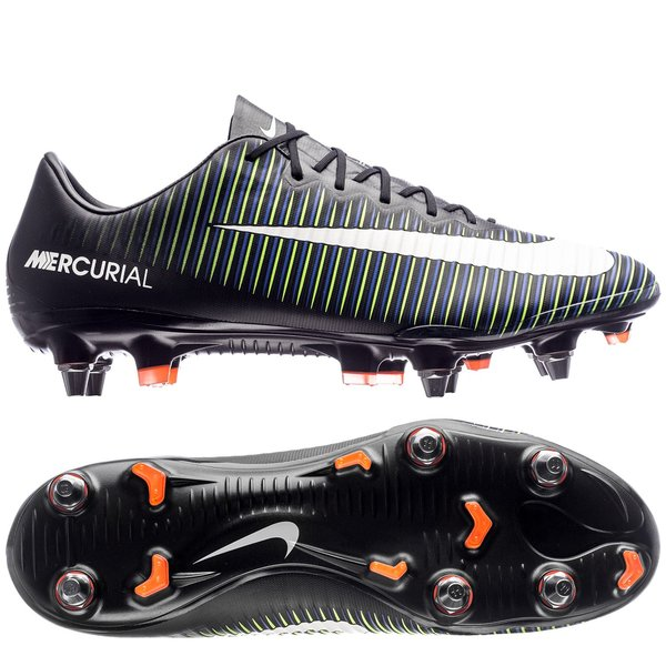 buy online c09a3 63b39 Nike Mercurial Vapor XI SG-PRO Dark Lightning Pack - Black ...