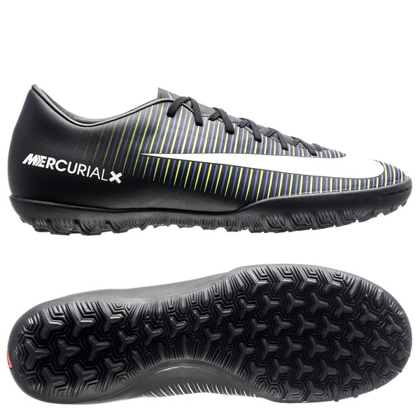 esencia Tahití maravilloso  Nike MercurialX Victory VI TF Dark Lightning Pack - Black/White/Electric  Green | www.unisportstore.com