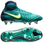 Nike Magista Obra II SG-PRO Floodlights Pack - Turkis/Neon/Navy