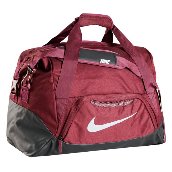 8801ac59d6ff3 Nike Sporttasche FB Shield Duffel - Bordeaux 0