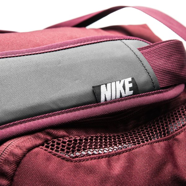 Nike Sports Bag FB Shield Duffel - Night Maroon. Read more about the  product. - bags 9b1742752908f