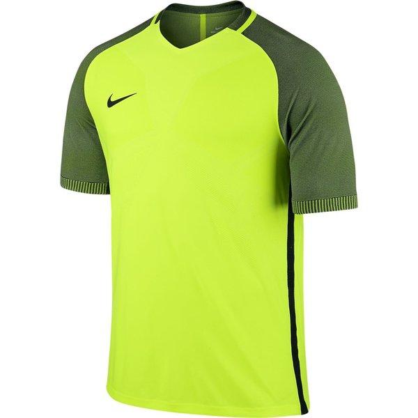 aba001e2cd50e Nike T-shirt d'Entraînement AeroSwift Strike - Jaune Fluo/Noir Enfant 0