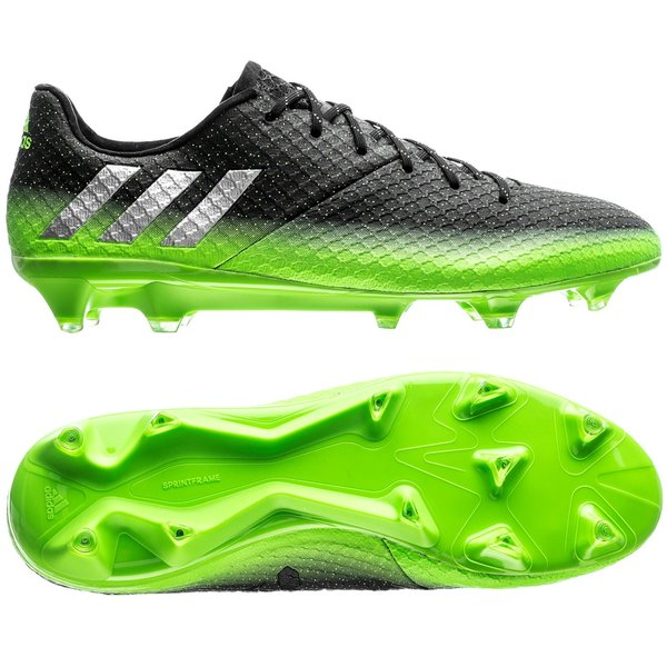 adidas Messi 16.1 FGAG Space Dust GråSilverGrön
