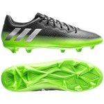 adidas Messi 16.3 FG/AG Space Dust - Gris/Argenté/Vert