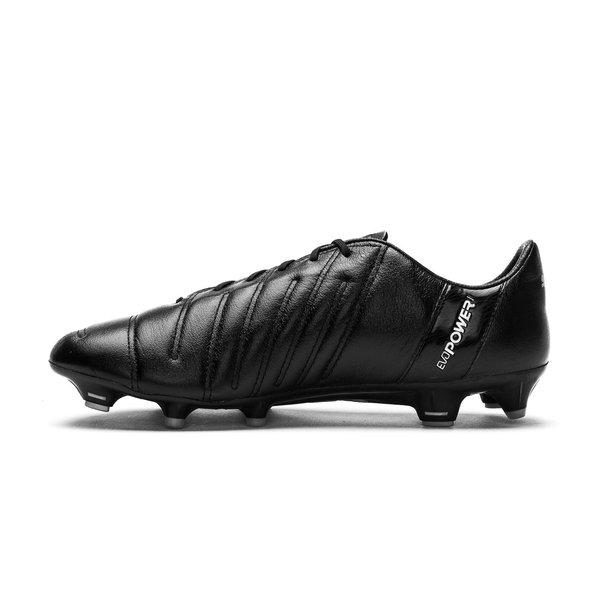 PUMA evoPOWER 1.3 Leather FG - Black LIMITED EDITION  b8e91f66b