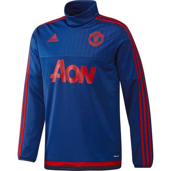 huge selection of 9c3c3 18105 Manchester United Maillot d Entraînement - Bleu Rouge Enfant 0