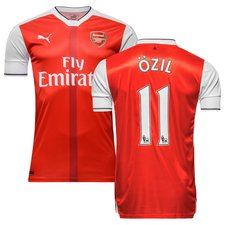 Arsenal Hjemmebanetrøje 2016/17 Børn ÖZIL 11