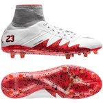 Nike Hypervenom Phantom II Neymar x Jordan FG - Weiß/Silber/Rot