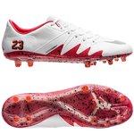 Nike Hypervenom Phinish Neymar x Jordan FG - Hvid/Sølv/Rød