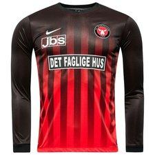 F.C. Midtjylland Hjemmebanetrøje 2016/18 L/Æ
