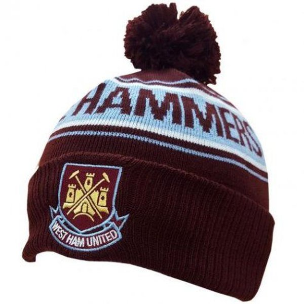West Ham United Ski Hue - Bordeaux